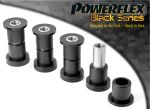 BMW Z3 (1994-2002) Powerflex Black Rear Trailing Arm Bushes PFR5-309BLK